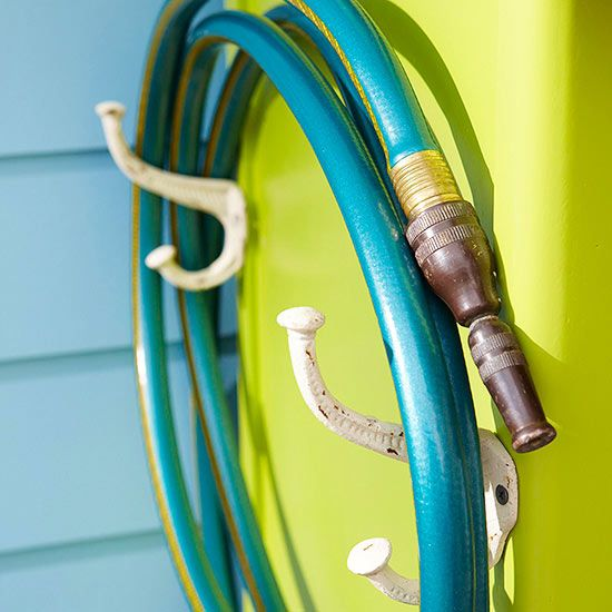 diy ify 10 clever storage ideas for your outdoor space garden hose