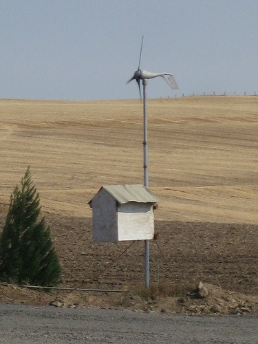 how to make a small windmill to generate electricity
