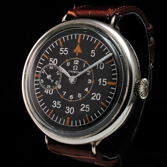 Vintage Omega Watches | Mister Crew