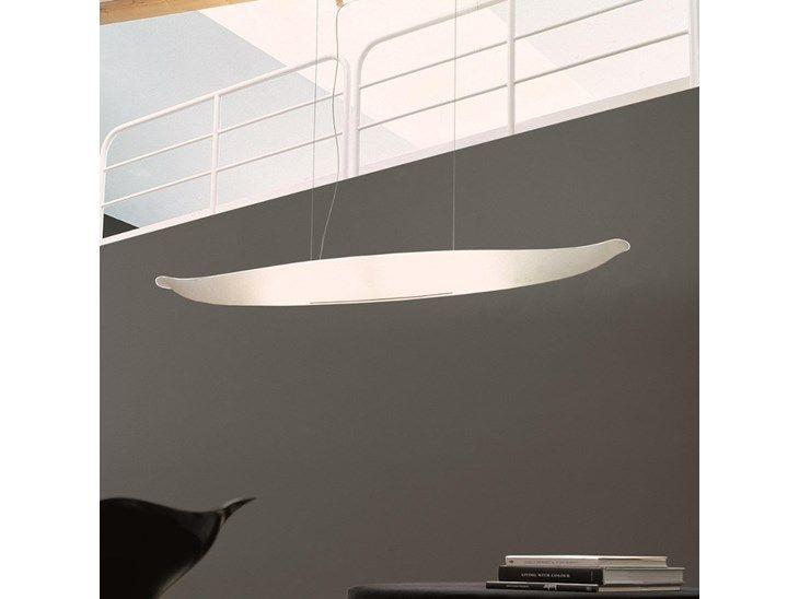 Ka.New - ciekawa designerska lampa wisząca projektu Florian Light Ka.New nie potrzebuje żadnych ozdób, by być piękną lampą w twoim domu. Wystarczy jej niecodzienny kształt i znakomite ceramiczne szkło ...