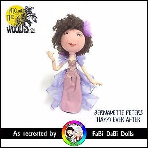 into the woods sondheim bernadette peters witch peg doll by fabi dabi dolls available now from our ebay store