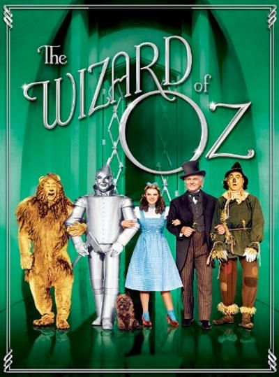 The 25 best movie musicals of all time - 'The Wizard of Oz'