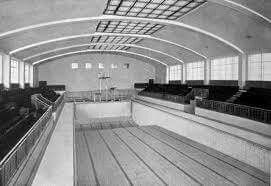 INSIDE THE OLD SWIMMING BATHS