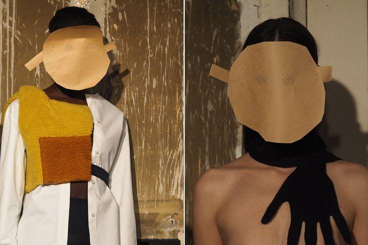 Makyaj Sanatı: Jacquemus Sonbahar 2015