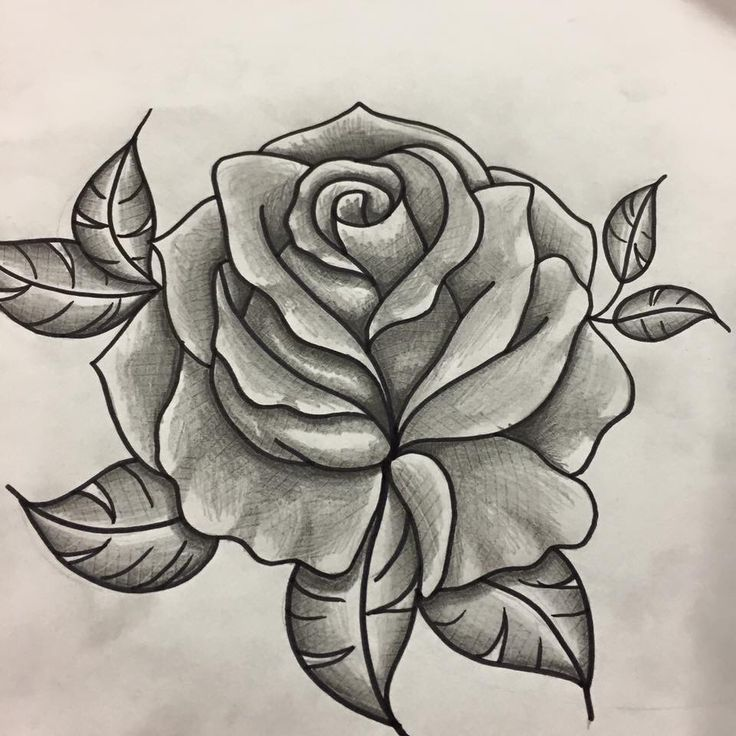 Tattoo Ideas With Roses: Pin By Studio Réalité On Drawing