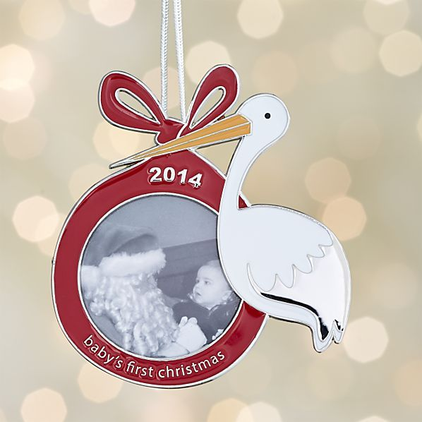 33 best Baby First Christmas Ornament 2014 images on Pinterest