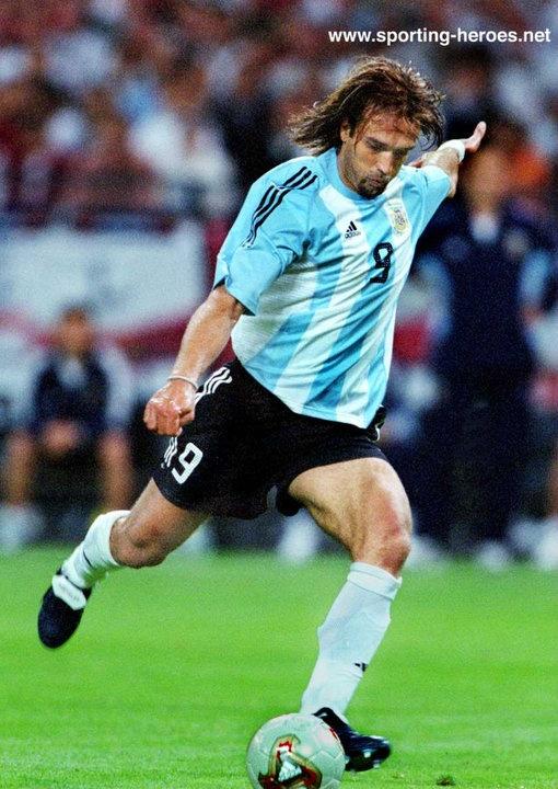 Los 10 mejores jugadores Argentinos