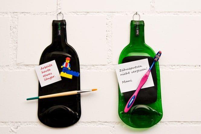 #sticky Flasche - Just Bottle #Notiz #Flasche - Just Bottle #Glasschale Grosse Welle #Glas #design #inspiration #designinspiration #designideas #kreativ #handgemacht #handmade #handcrafted #schweiz #zuhause  #style #trendy #interiordesign #interior #upcycling #recycling #geschenk #geschenkidee