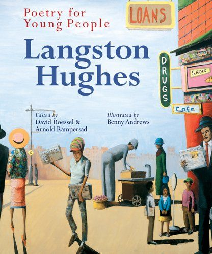 Poetry- I  put this book on my wish list because I feel it is important to highlight poetry from someone of a different race and for my students to be exposed to poetry from all different kind of people.  Langston Hughes wrote poems about Civil Rights which can also be tied into a history lesson in the classroom as well.