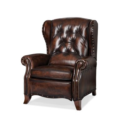 Außergewöhnlich Hancock And Moore 1077 Parkway Tufted Recliner Available At Hickory Park  Furniture Galleries