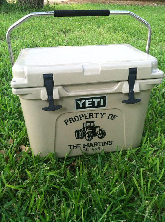Custom Yeti Coolers Custom yeti cooler decals (for