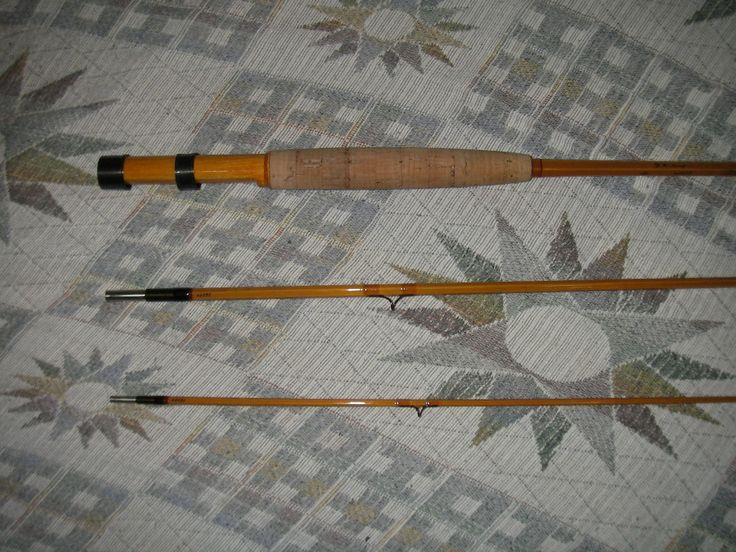 2008,6,19アクロポリスロッド-Bamboo Fly Rod