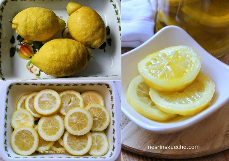 Limon turşusu yapabilmek için uygun limon bulabilmem uzun sürdü, nihayet buldum ve hemen denedim. Tadımlık 2-3 adet limondan da turşu yapılabiliyor. Limonların özelliği kalın ve yenilebilen kabuklarının olması. Bu turşu için özellikle organik Bodrum limo...