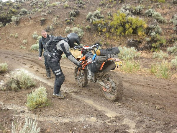 KTM 525 EXC as an Adventure Bike - Page 350 - ADVrider