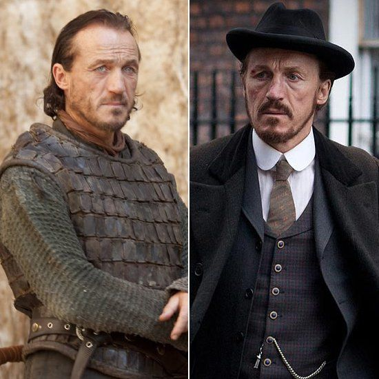 Pin for Later: Seeing the Game of Thrones Cast in Other Roles Will Seriously Weird You Out Jerome Flynn