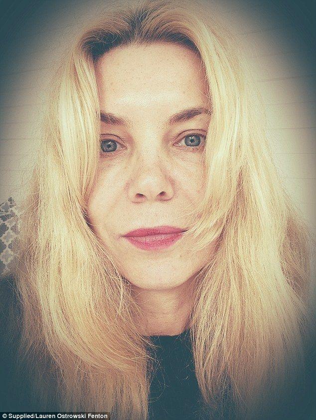 State of mind: Ms Ostrowski Fenton triggers anautonomous sensory meridian response, or ASMR, through her work
