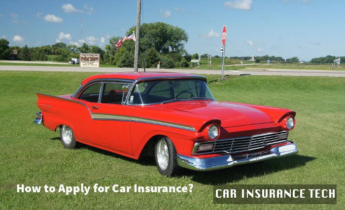 How to Apply for Car Insurance