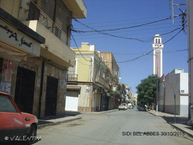 Sidi Bel Abbés,80 Km d'Oran