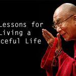 The Dalai Lama: 20 Lessons for Living a Peaceful Life