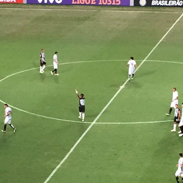 Atlético-MG x Santos - Campeonato Brasileiro 2016 - Ao vivo - globoesporte.com