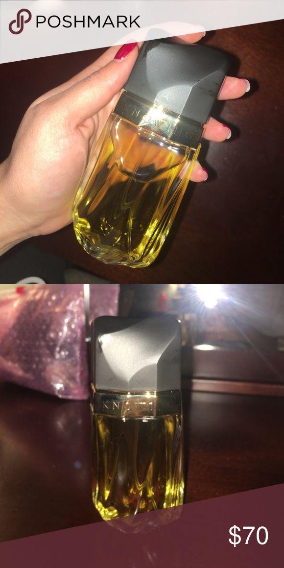 KNOWING Perfume by Estee Lauder Brand new! Got it as a gift but the scent isn't for me. It's a mature scent , similar to Chanel. Classy stuff! 2.5 fl oz Estee Lauder Makeup