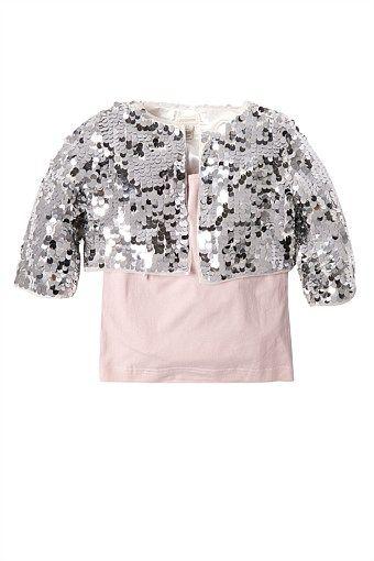 Fabia Sequin Jacket