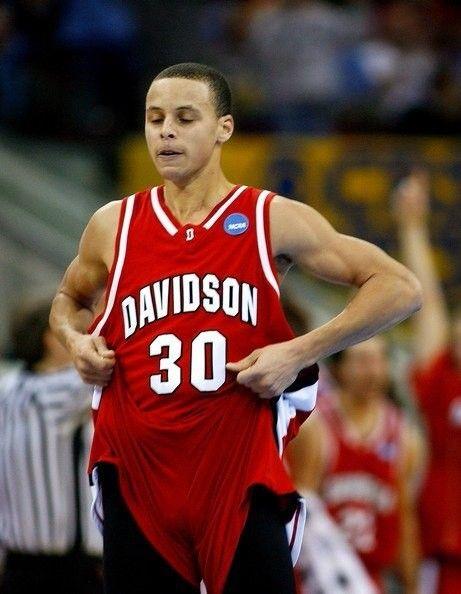 Stephen Curry (College Davidson)