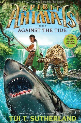 Spirit Animals: Book 5: Against the Tide by Tui T. Sutherland http://smile.amazon.com/dp/0545522471/ref=cm_sw_r_pi_dp_JuJavb12F47X0