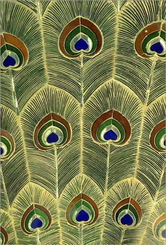 127 Best Images About Peacock Mosaic On Pinterest