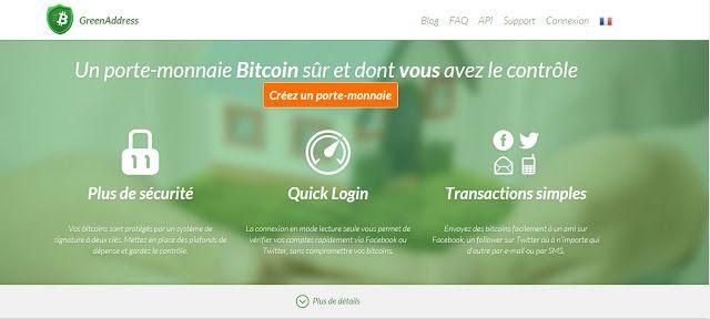 Wikibusiness: BTC Green Wallet