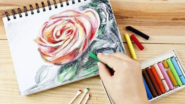 Menakjubkan 20 Gambar Flora Yang Mudah Di Talenan Tiada Semua Manusia Mendapatkan Rak Khusus Bagi Menyetok Talena Gambar Bunga Menggambar Bunga Lukisan Bunga