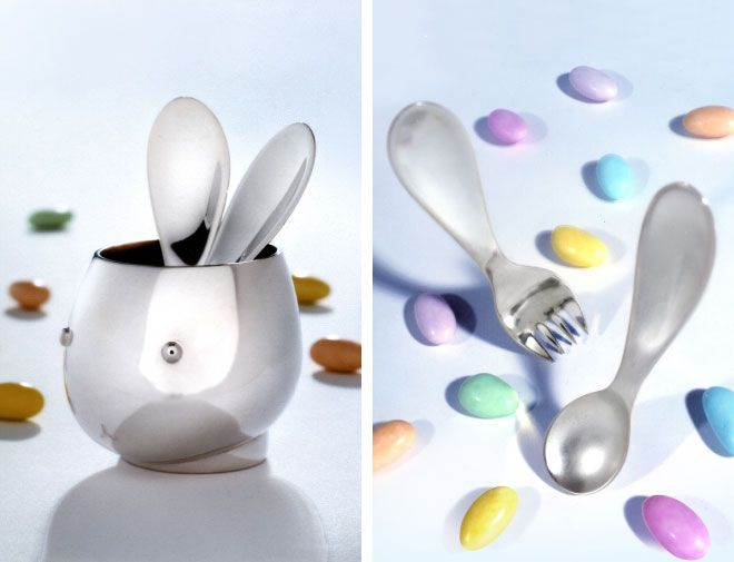 BABY CUP AND UTENSILS