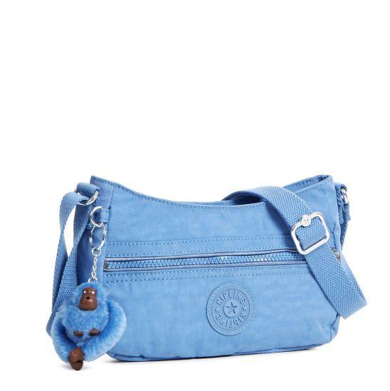 Adrienne Crossbody Bag - Blue Skies Metallic Combo | Kipling