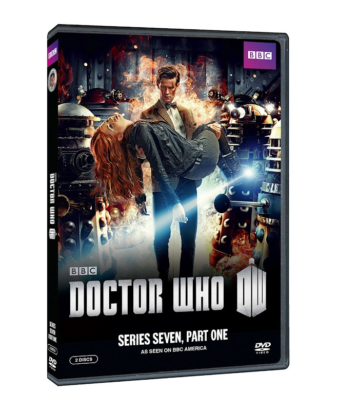 Doctor Who, series seven, part one DVD