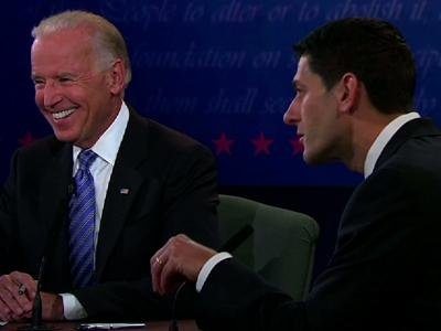 FACT CHECK: Slips in vice president's debate - Yahoo! News
