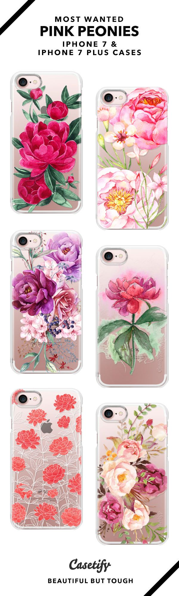 Elegance is when the inside is as beautiful as the outside. | Most Wanted Pink Peonies iPhone 7 Cases and iPhone 7 Plus Cases for Summer Peonies Lovers. For more Floral Cases, shop them here ☝☝☝ BEAUTIFUL BUT TOUGH ✨ - Chanel, Peony, Dress, Nursery, Wedding, Design, Fashion, Bouquet, Garden, Wreath