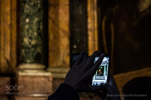 Photographing the first photograph by bampgs  travel photography Italy Rome Italia Roma Viaggio bampgs