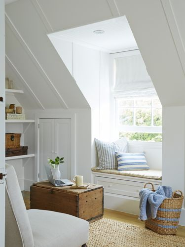 The perfect reading nook!
