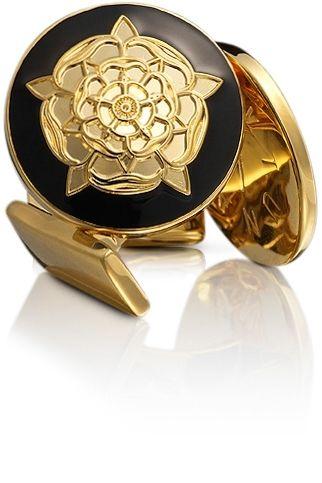 Tudor Rose Gold Black