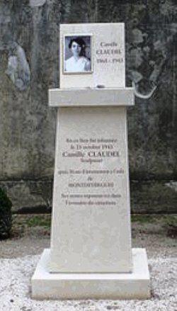 Camille Claudel www.findagrave.com