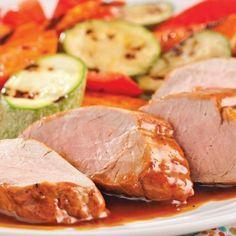 Filet de porc érable et mélasse - Recettes Pratico Pratique