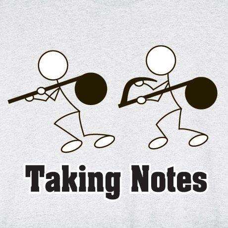 Literally! #musicjoke