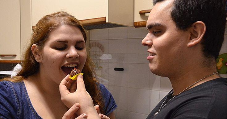 Com brigadeiro de tequila, casal tenta juntar R$ 15 mil para bancar casório