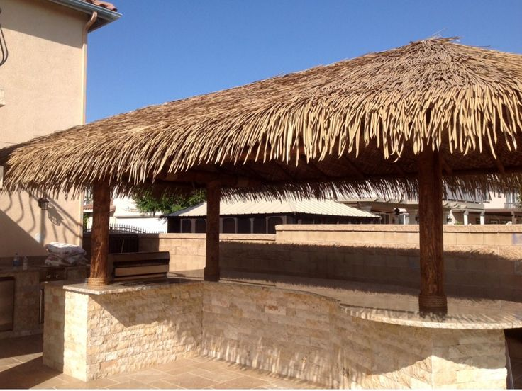 Artificial Thatch Roofing Buy Synthetic Thatch Roofing Forever Bamboo