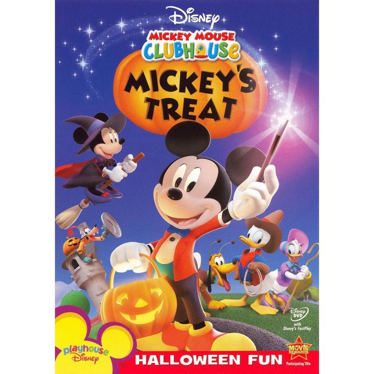 Mickey Mouse Clubhouse: Mickey's Treat (dvd_video)