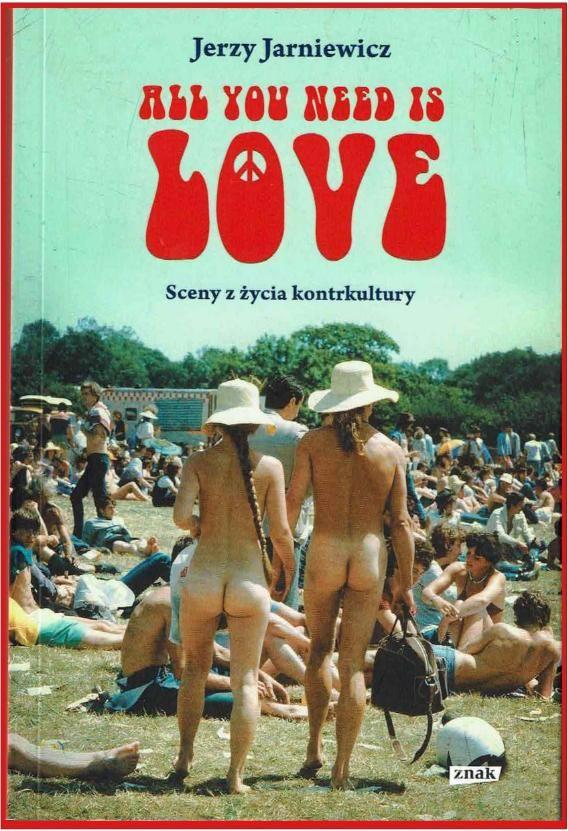 """Gościem kolejnej odsłony cyklu """"Czytam więc jestem"""" będzie Jerzy Jarniewicz. Porozmawiamy o książce """"All you need is love. Sceny z życia kontrkultury""""."""
