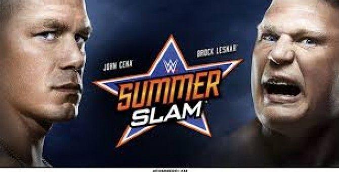 Brock Lesnar simply obliterated John Cena at WWE Summerslam