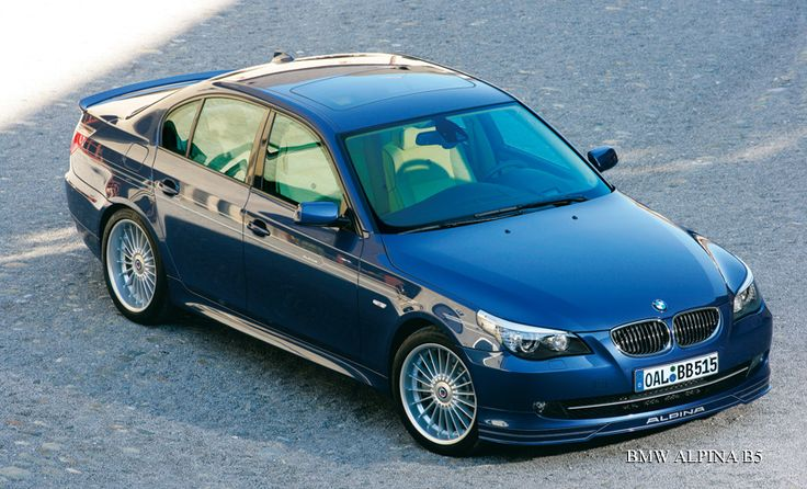 E60 b5 alpina pinterest for Mercedes benz b5 service cost
