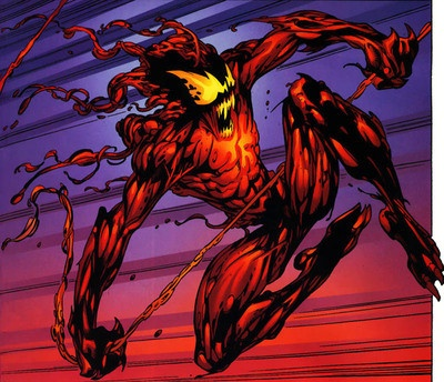 Ultimate Carnage from Ultimate SpiderMan 3