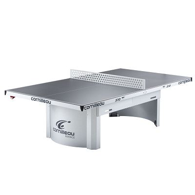 Cornilleau Pro 510 Outdoor Ping Pong Table   Slate Color Top